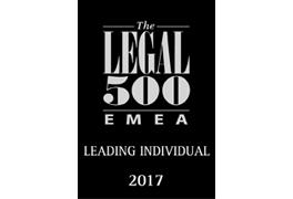 EMEA Leading Individual 2017