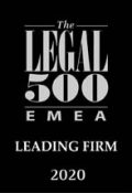 Legal 500 Leading Firm logo